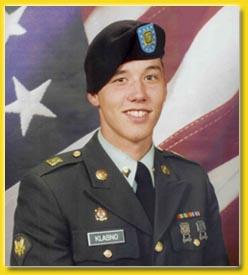 Rhys W. Klasno - American Hero